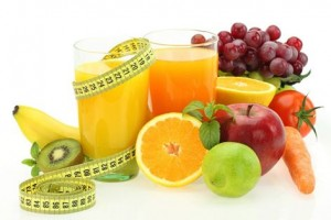 Gout, weight loss diet