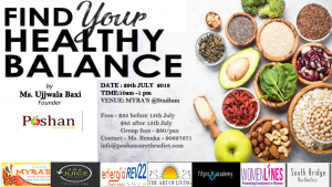 FIND YOUR HEALTHY BALANCE   Which oil is good for health? Should one consume ghee and coconut oil? Are rice and wheat a strict no as part of a diet plan? Is keto diet good?