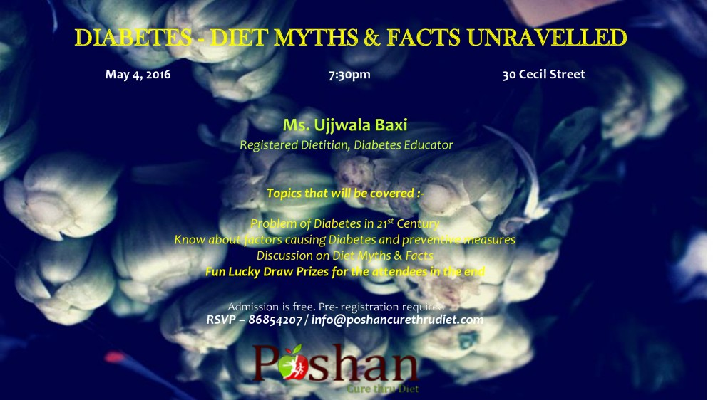 Diabetes-Diet-_-Myths-Poster