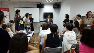 Probiotics and Macrobiotics talk for Singapore Cancer Society